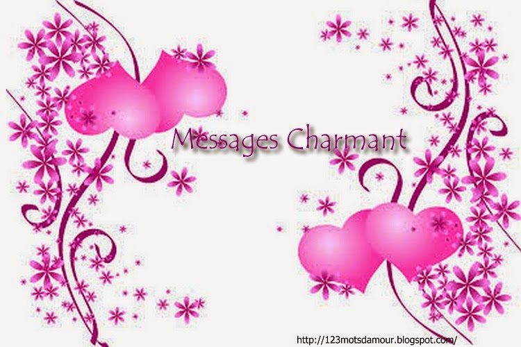 Messages d'amour Charmant